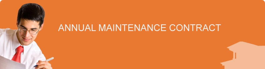 Residential Property Maintenance AMC Plans